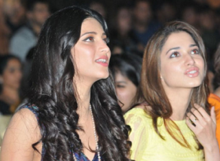 Shruti Haasan To Lend Voice For Tamannaah