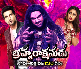 Brahmarakshasudu Telugu Serial –  E64- 2nd Jan
