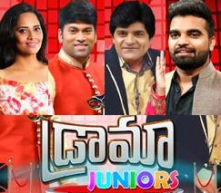 Drama Juniors – Omkar,Anasuya,Ali Show – E 11 – 10th Dec