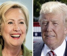 Hillary leads by two points in new poll