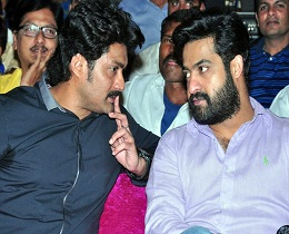 NTR's Next: It's Official