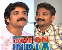 SS Rajamouli And Akkineni Nagarjuna On Traffic Issue In Hyderabad | Come On India