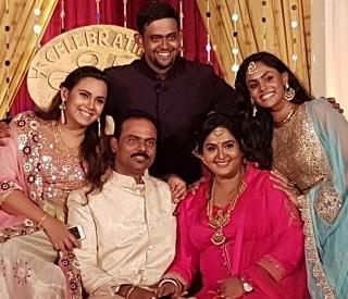 Radha 25th Wedding Anniversary – Gallery