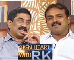 Director Koratala Siva | Open Heart with RK