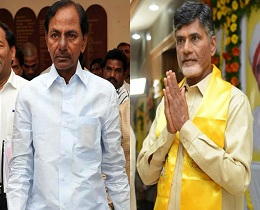 Fresh 'woes' to KCR and Naidu