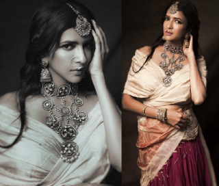 Lakshmi Manchu New Stills For Happy Diwali