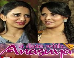Rakul Preet Singh's super duper masti date with Anasuya