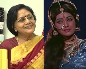 Senior Actress Bheeshma Sujata discovered by Anveshana !