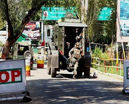 Army Weapons Across India shifted to LoC