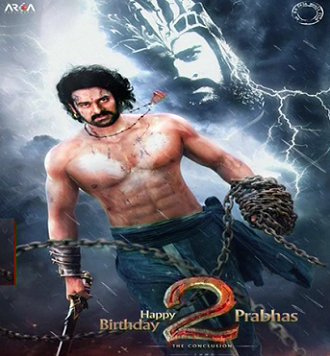 Baahubali 2 First Look !
