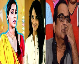 Brahmanandam To Direct Rashmi and Anasuya