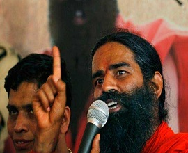 Was denied U.S. visa for being bachelor: Ramdev