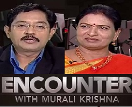 Murali Krishna's Encounter with Cong leader DK Aruna