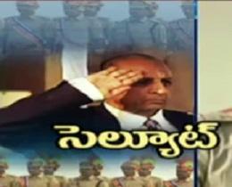 Governor Narasimhan & CM Chandrababu pay tributes to Police Martyrs in Vijayawada