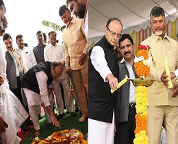 Jaitley Proves AP People OK with 'Package'