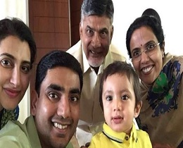 CM Chandrababu Naidu & Nara Lokesh upset over comments on their Family