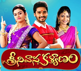 Srinivasa Kalyanam Serial – E 460 – 24th Oct