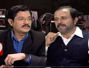 Murali krishna Encounter With Ex MP Madhu Yashki Goud
