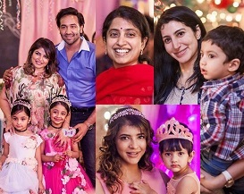 Manchu Vishnu Daughters 5th Birthday Grand Celebrations – Gallery