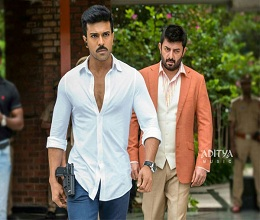 Excitement on Dhruva Release