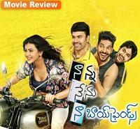 Nanna Nenu Naa Boyfriends Movie Review – 2.5/5