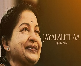 A Street in America Named After Jayalalitha