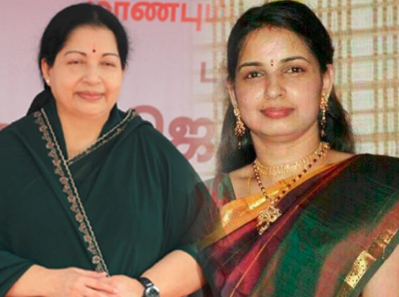 Jayalalitha – Shobhan Babu has a Daughter too ?