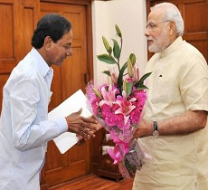 Modi Like KCR More, Because…