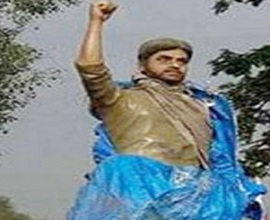 Photo of Pawan Kalyan's Statue Goes Viral