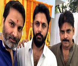 Nithin's 'Lie' Not With PK-Trivikram!