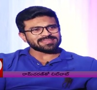 Ramcharan Exclusive Interview on 'Dhruva' !