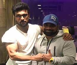 Salman Behind Ram Charan's Transformation