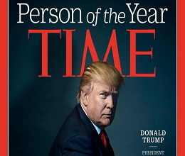 Donald Trump – 'TIME's Person of the Year-2016'