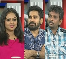 Hero Vijay Antony and Arundhathi Nair Special Chit Chat