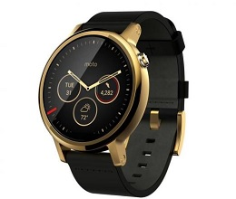 No plans to release new smartwatch in future: Moto