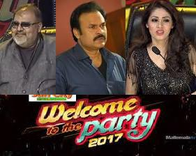 Welcome to the party 2017 – New Year Special Event