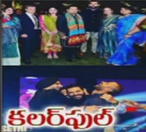 Top Celebrities at Yuvraj Singh Hazel-Keech's wedding Reception