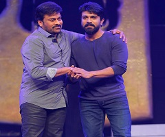 Charan Comes Out of Megastar's Shadow
