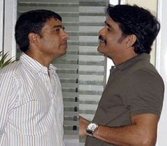 Reasons for Nag's Angry on Dil Raju