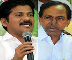 Revanth's 'Basti Me Saval' in KCR's Village