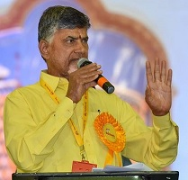 What will Naidu achieve with his foreign trips?