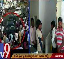 Attack on MLA Bhuma Akhila Priya – 8 held