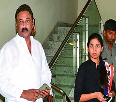 Bhuma Warns Jagan In Daughter's Issue