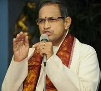 Complaint Against Chaganti Koteswara Rao For Stating Lord Krishna Was Poor