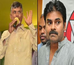 Chandrababu Laughs Off Pawan's Tweets