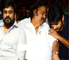 Hot Topic: Dasari-Chiru Party. Will Pawan Join?