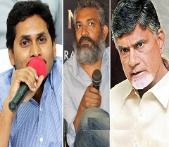 Jagan's Satires on Rajamouli's Master-plan