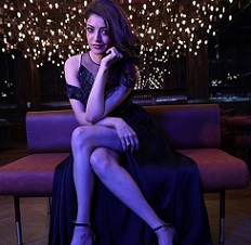 Pic Talk: Kajal's Heat In Dark Night