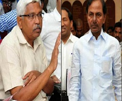 Kodandaram playing mind game with KCR!