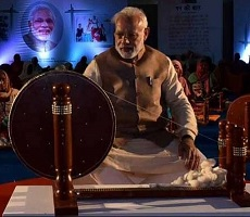 Modi Over The Mahatma?